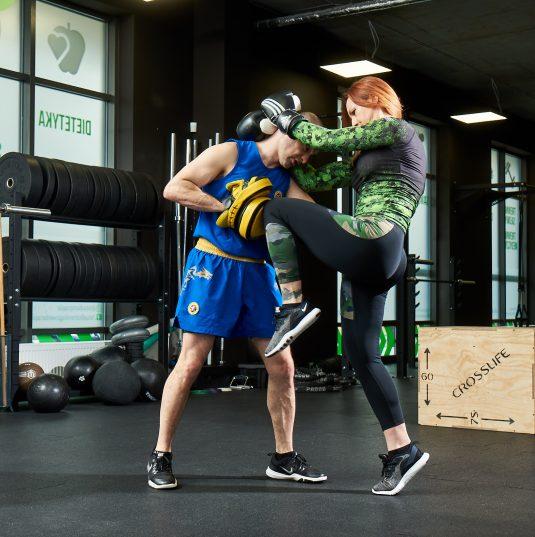 Treningi - Self Defense Sanda.